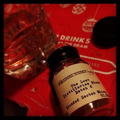 Whiskey Advent Calendar Day #1