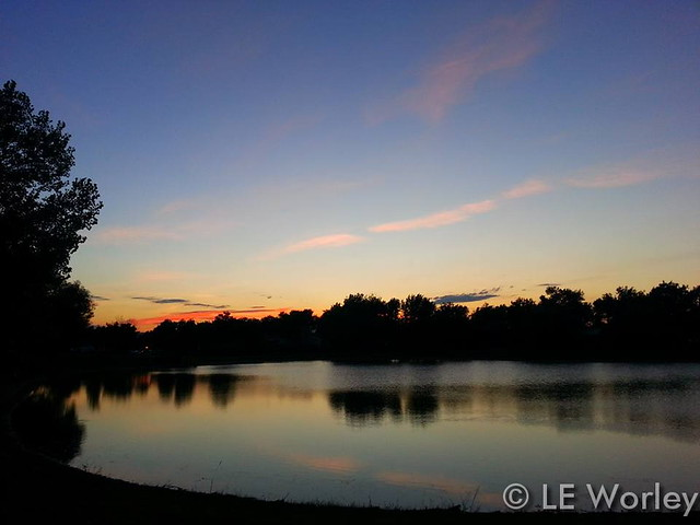 A gorgeous Thornton, Colorado sunset as captured by LE Worley.  Scroll down for more images in our slideshow.