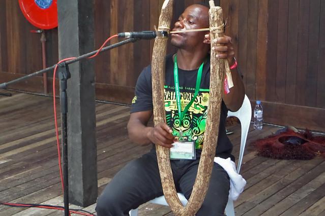 Rainforest World Music Festival 2015-Mbela