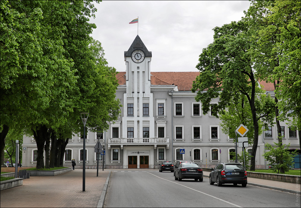 Шяуляй, Литва