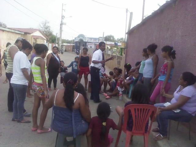 Casas de Oración: Estado Zulia.