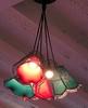 Colourful Ceiling Light by Lady Wulfrun