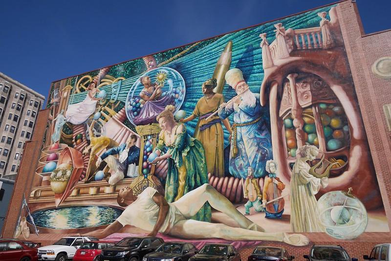 壁絵 Mural Arts