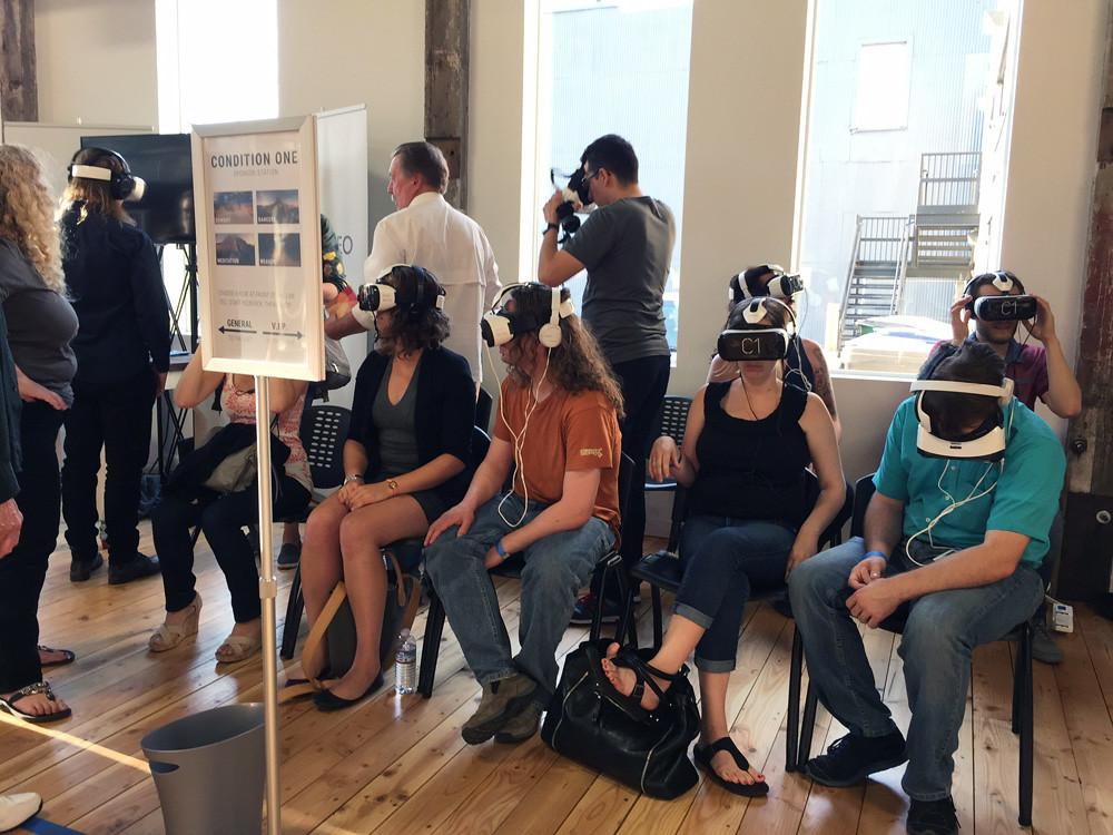 Kaleidoscope VR Film Festival 1