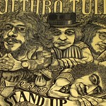 "JETHRO TULL STAND UP POP-UP FOC 12"" LP"