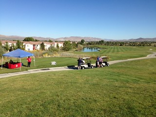 GRC 2015 - Golf Tournament
