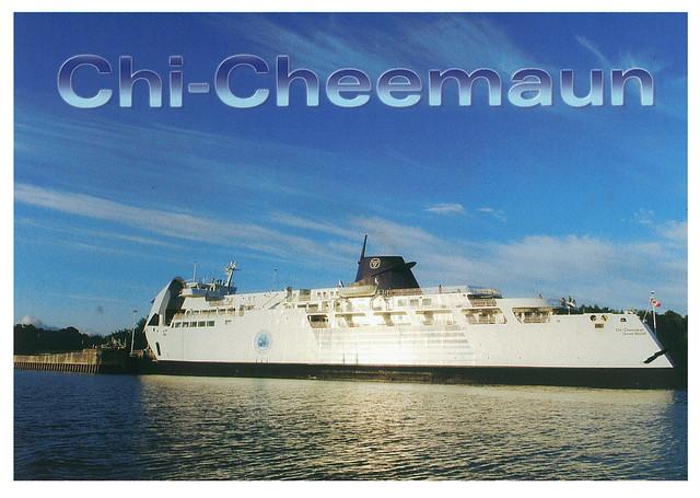 Ontario - Chi-Cheemaun