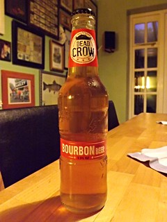SHS Drinks, Dead Crow Bourbon Flavoured Beer, England