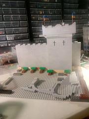 Castle WIP Sept