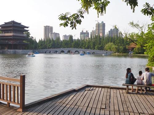 CH-Hefei-Parc Xiaoyaojin (10)