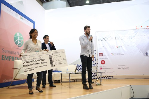 Pig.gi fue nombrada la mejor Startup de México por Seedstars Mexico City