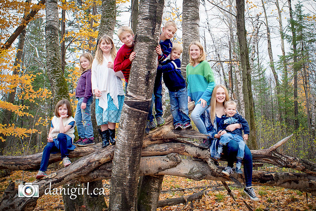 Cousins in a tree