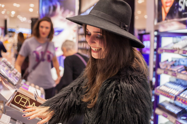 Beauty: Urban Decay Antwerp launch