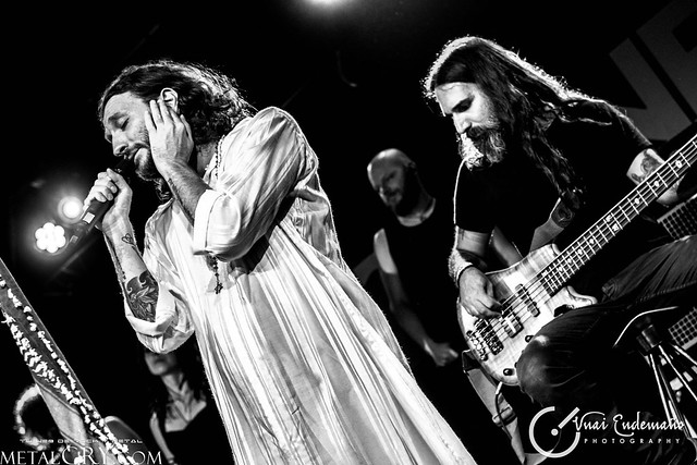ORPHANED LAND @ Sala Stage Live, Bilbao