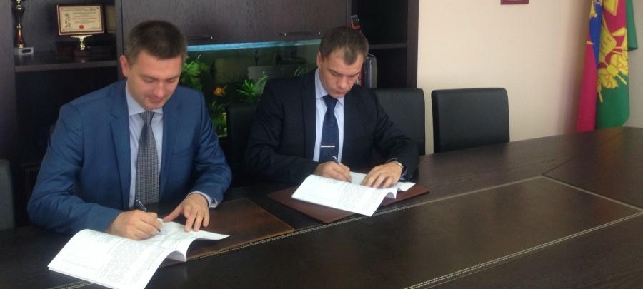 Установление партнерских отношений министерства курортов и туризма Краснодарского края и Субару Центр Краснодар