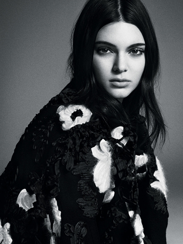 Kendall Jenner For Vogue Japan November 2015
