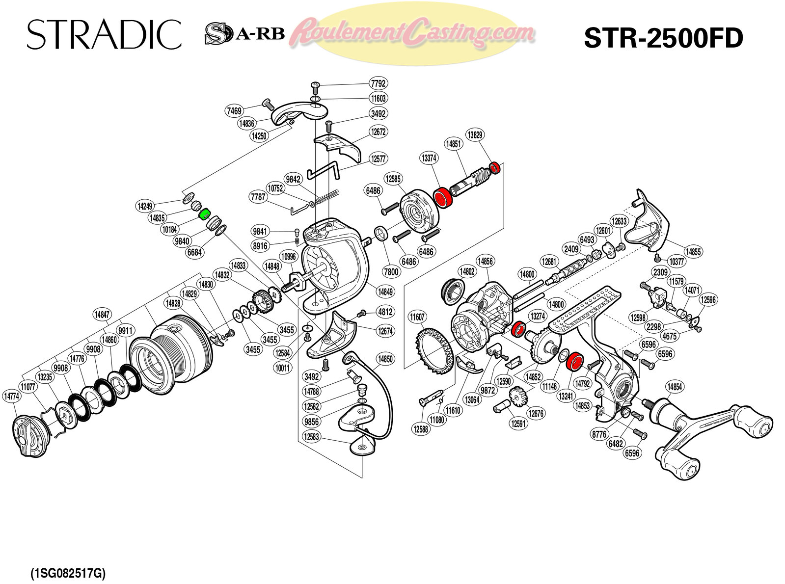 Schema-Stradic-2500FD