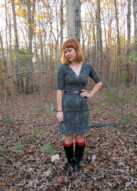 Colette Wren dress - front
