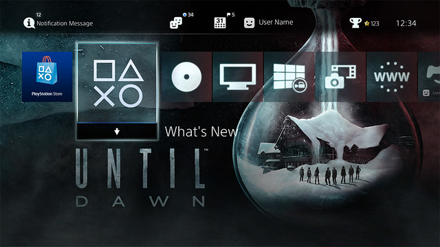 Until Dawn PS4 Theme