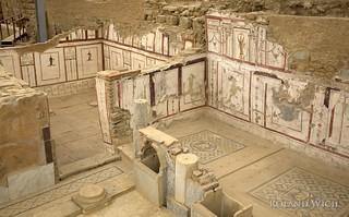 Ephesus - Houses on the Slope