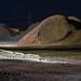 Dirt heap pylon by Lakeside Mike