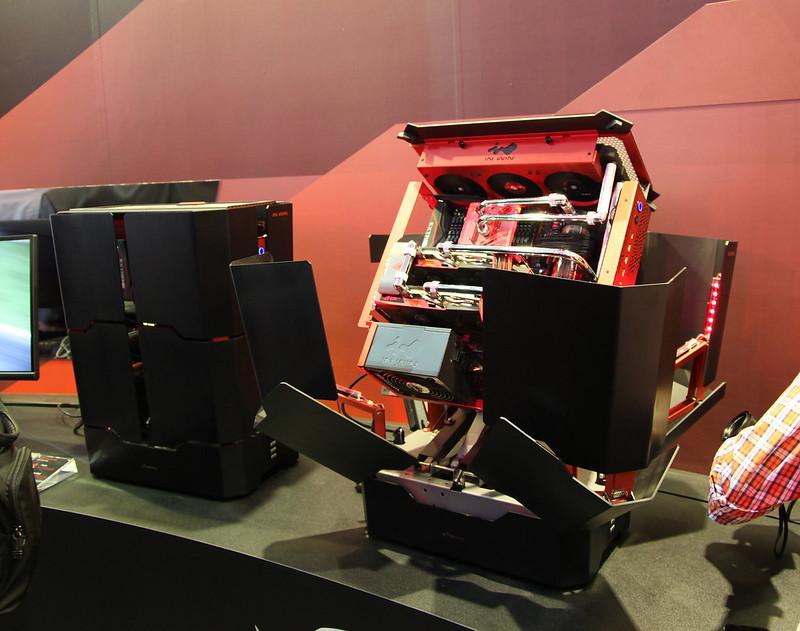 In Win ra mắt thùng máy phiên bản giới hạn H-Tower đạt chứng chỉ ROG Certified - 97864