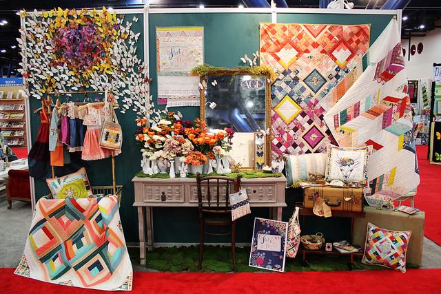 International Quilt Market : : Fleet & Flourish