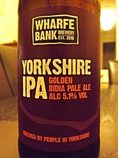 Wharfe Bank, Yorkshire IPA, England