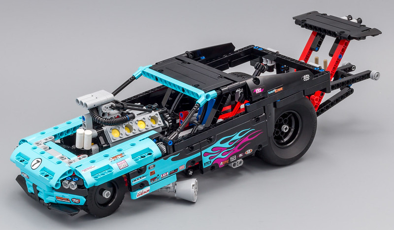 REVIEW] 42050 - Drag Racer - LEGO Technic and Model Team ...