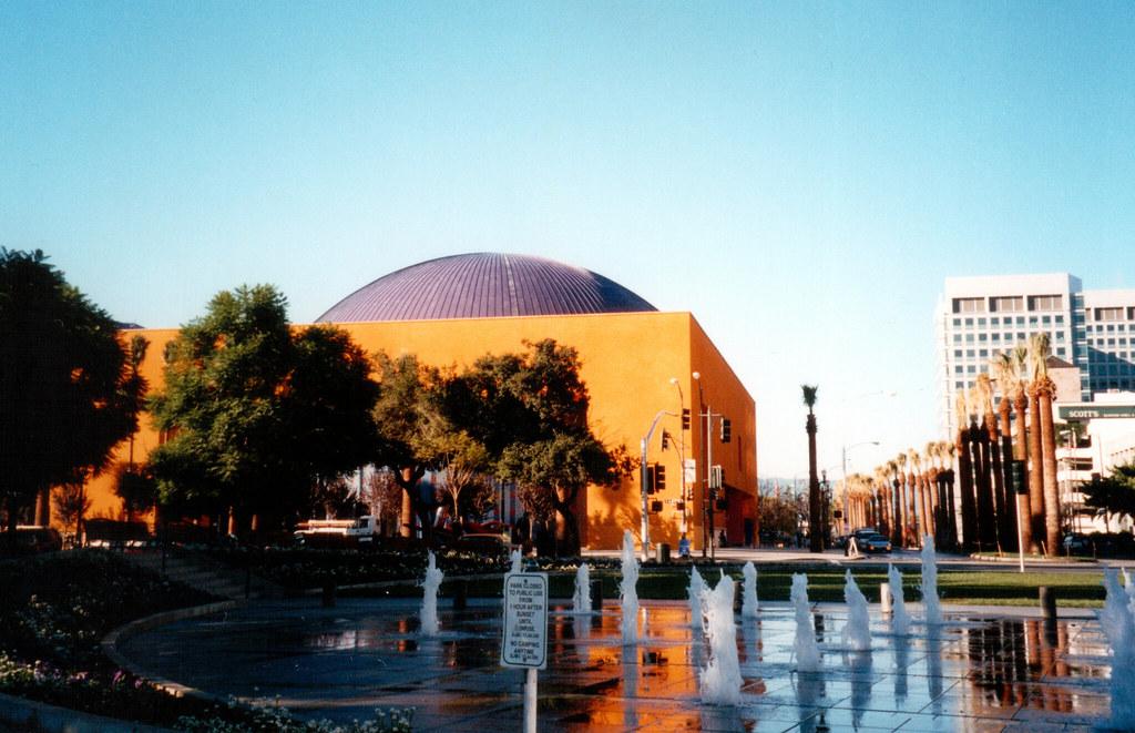 The Tech Museum, San Jose, California