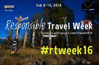 Fall in love with responsible travel. RT Week 2016:  Feb 8-14 #rtweek16