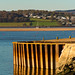 Exe estuary by Exmouth dock by Keith in Exeter