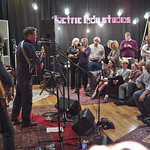 Fri, 06/11/2015 - 8:28am - Josh Ritter performs songs from Sermon on the Rocks for a lucky audience of WFUV Members at Electric Lady Studios in New York City. Session hosted by Rita Houston. Photo by Gus Philippas/WFUV
