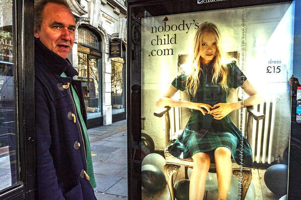 nobody's child--London