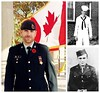 I hold three veterans very close to my heart -- my Grandad, Jack Patrick Allder, U.S. Army -- my Dad, Bill Breighner, U.S. Navy -- and my husband, Rowan Smith, Canadian Forces. My thanks to them and to all the people who choose to serve their country. Tha