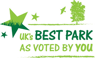 Logo UK Best Parks Awards 2015