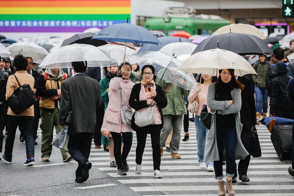 Dogenzaka 2 Chome, Tokyo, Shibuya-ku, Tokyo Prefecture, Japan, 0.005 sec (1/200), f/3.5, 160 mm, EF70-200mm f/2.8L IS II USM