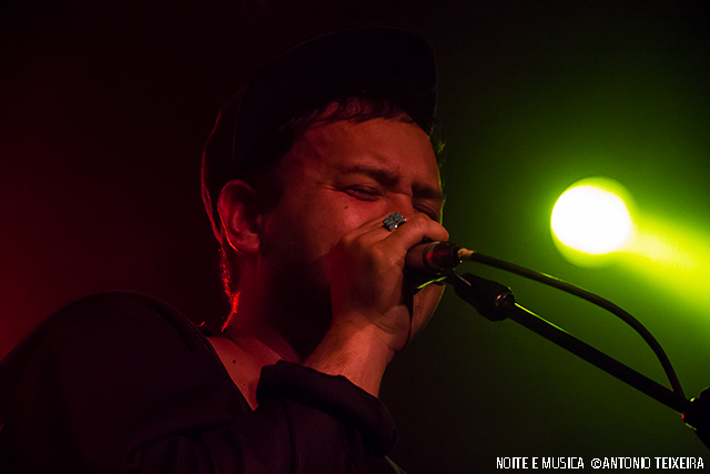 Unknown Mortal Orchestra - Hard Club '15