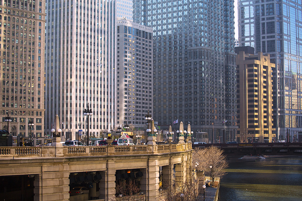 A View on Chicago - The Magnificent Mile