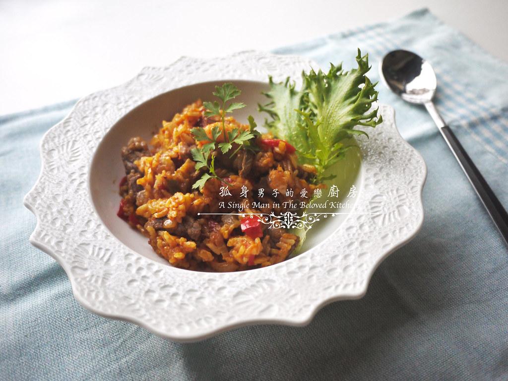 孤身廚房-Jambalaya什錦飯──美國南方多元風情文化融合的經典料理35