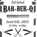 BBQ Flyer - Lather & Style