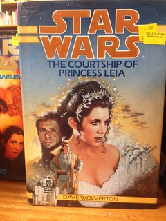 Used Bookstore: The Courtship of Princess Leia