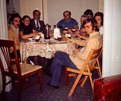 Corningware vs. farberware, plastic sofa covers, and a rare photo of me