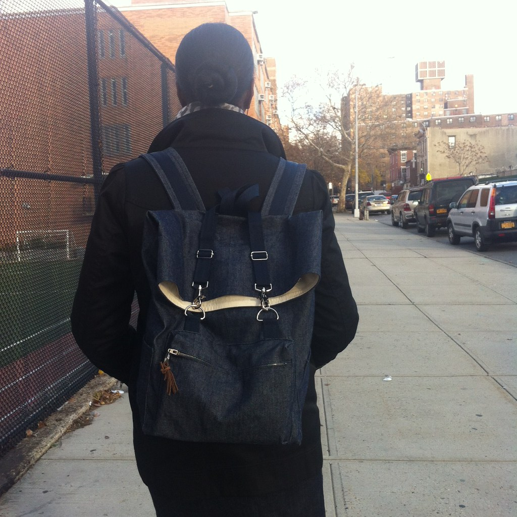 The Desmond Backpack :: Sown Brooklyn