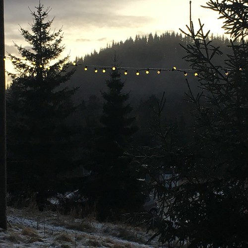 christmas xmas atmosphere fairylights gimmelandgård