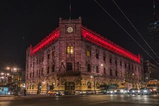 Palacio postal service