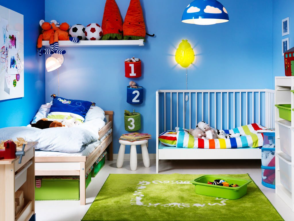 Kids Room and Kids Bedroom Ideas