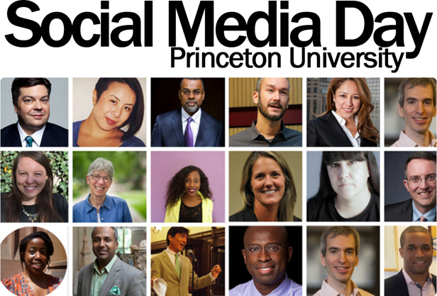 Thoughts from Princeton University Social Media Day