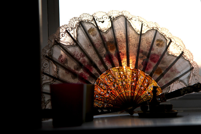 A fan of the sun