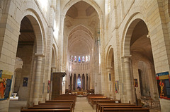2016-10-24 10-30 Burgund 630 La-Charité-sur-Loire, Notre-Dame de La Charité